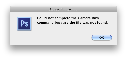 Adobe PhotoShop CS6 not working in OS X 10 6 « seanism DOT com